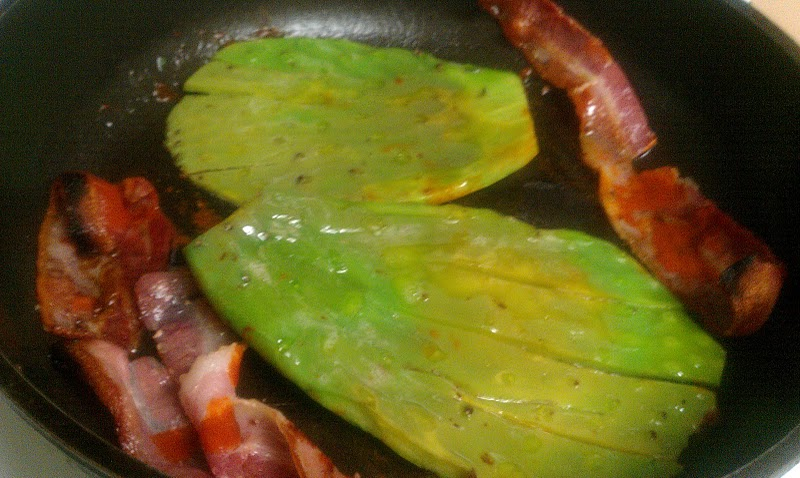 Fish cactus bacon and eggs diabetes friendly all for Fish for diabetics