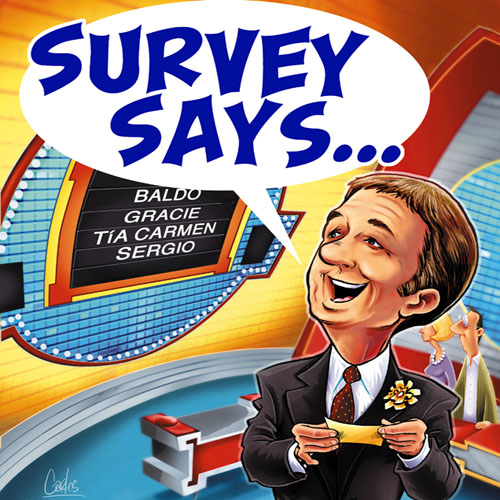 Survey SAYS! 1