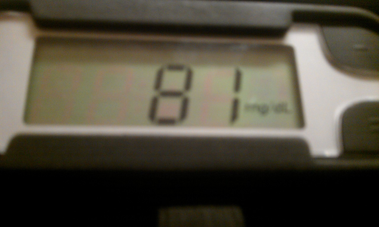 Fasting blood sugar level 74 answers