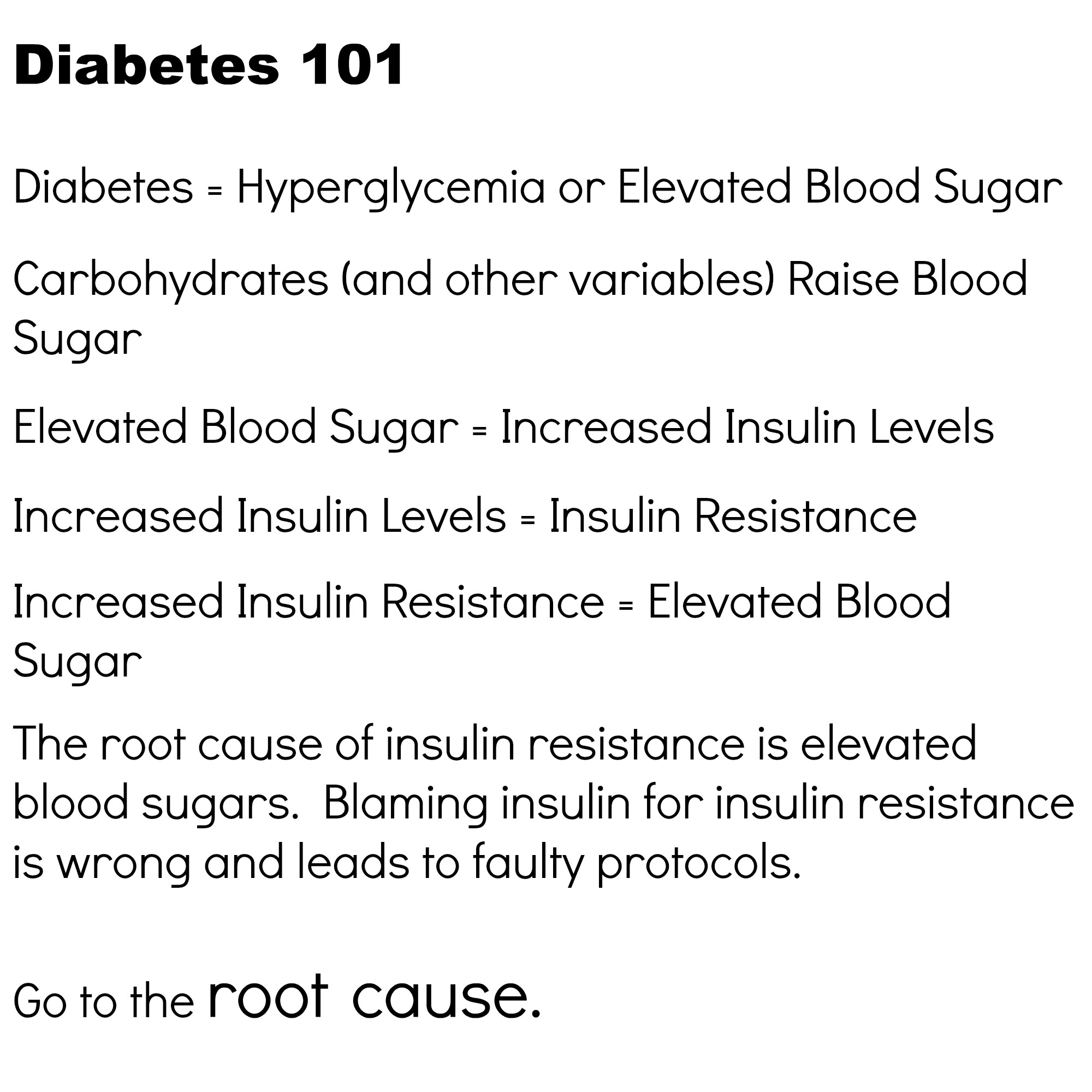how to get insulin levels